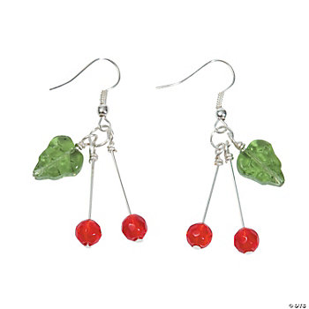 Cherry Earrings Kit