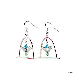 Birdy Earrings Craft Kit