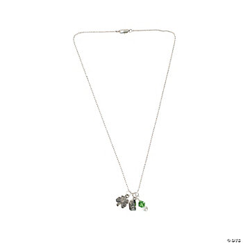 Lucky Shamrock Necklace Kit