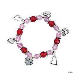 Valentine Charm Bracelet Craft Kit