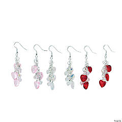 Heart Dangle Earrings Kit