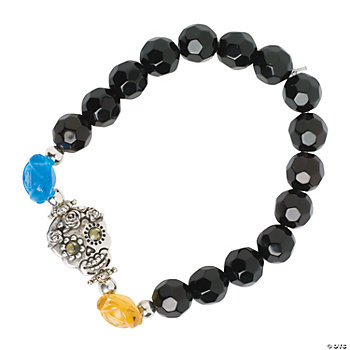 Day Of The Dead Skull Bracelet Kit