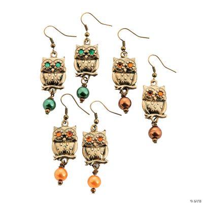 Owl Earring Kit