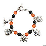 Halloween Crystal & Charm Bracelet Kit