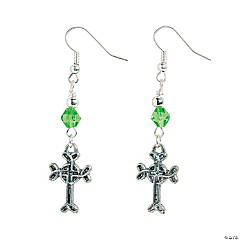 Celtic Cross Earrings Kit