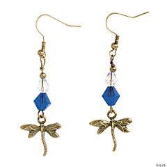 Dragonfly Earrings Kit