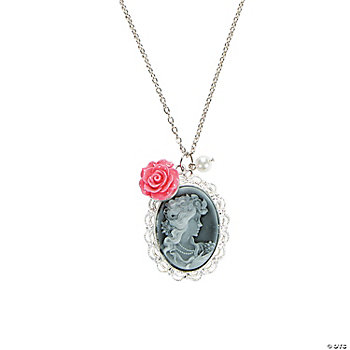 Cameo Necklace Craft Kit