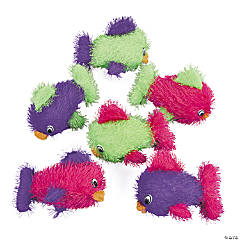 Plush Pine Needle Fish