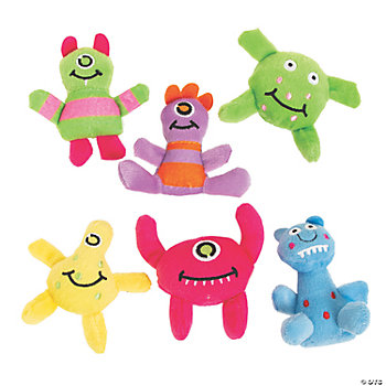 Plush Monsters