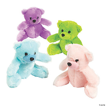 Plush Cuddly Bears