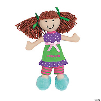 Image result for personalized doll oriental trading