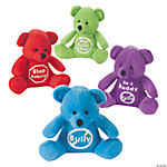 Plush Anti-Bullying Bears