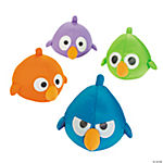 Plush Crazy Birds