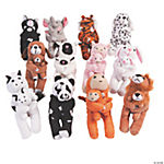 Plush Hugging Bean Bag Animal Assortment