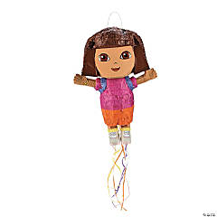 DORA the EXPLORER™ Pull String Piñata