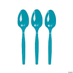 Turquoise Spoons