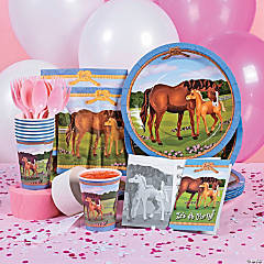 Mare & Foal Basic Party Pack