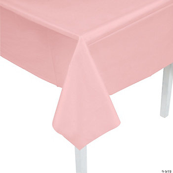 Light Pink Table Cover