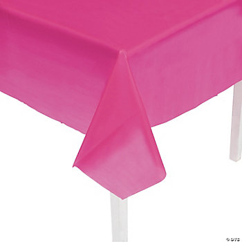 Hot Pink Table Cover