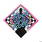 Rock 'N Roll Napkins
