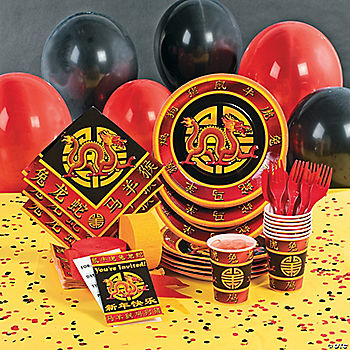 Chinese New Year Basic Party Pack