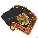 Chinese New Year Luncheon Napkins