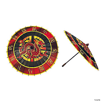 Chinese New Year Parasol