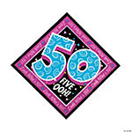 Look Who's 50! Napkins