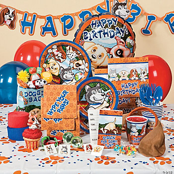 Birthday Puppy Ultimate Party Pack