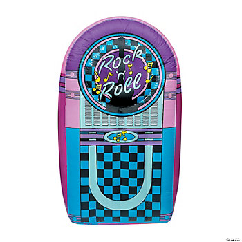 "Inflatable ""Rock 'N' Roll"" Jukebox"