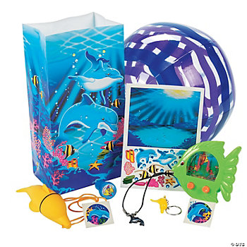 Dolphin Filled Treat Bags