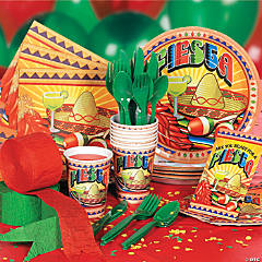 Fiesta Sombrero Party Supplies