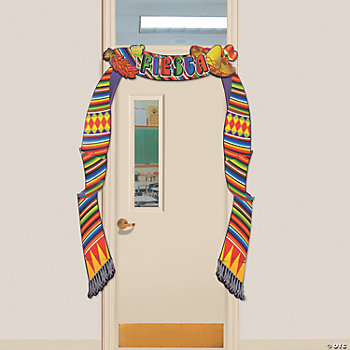 """Fiesta"" Door Border"