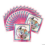 Slumber Party Luncheon Napkins
