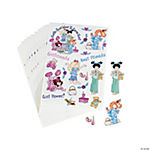 Slumber Party Sticker Sheets