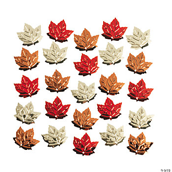Fall Leaf Confetti