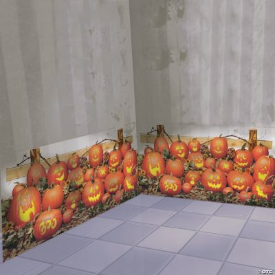Pumpkin Patch Scene Setter