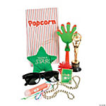 Movie Night Filled Treat Bag - 1 bag