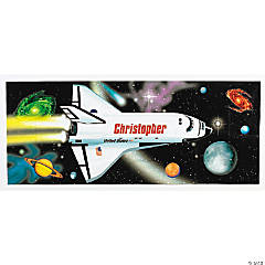 Outer Space Banner — Small