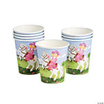 Pink Cowgirl Cups