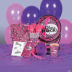 Rock Star Diva Basic Party Pack