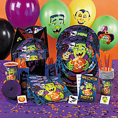 Little Monsters Party Pack