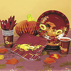 Fall Leaves Party Supplies