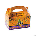 Candy Corn Spider Treat Boxes