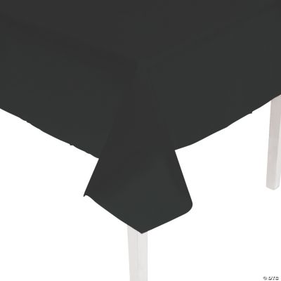 High Quality This Review Is FromBlack Plastic Tablecloth.