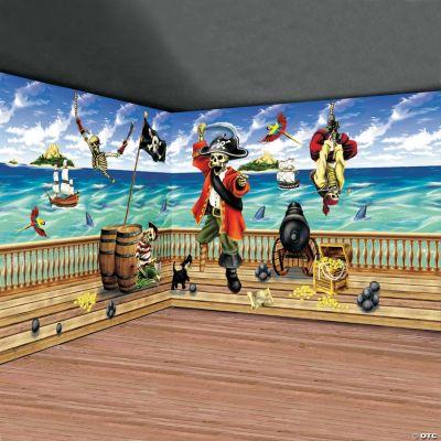 Design-A-Room Pirate Pack