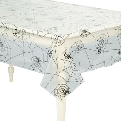 Quickview · Image Of Spider Web Plastic Tablecloth With Sku:70/4353