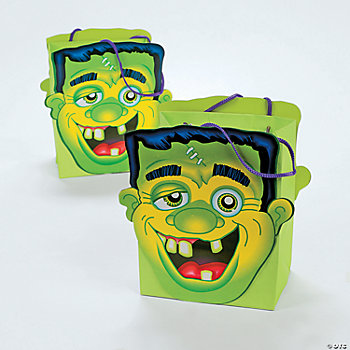Little Monsters Treat Bags