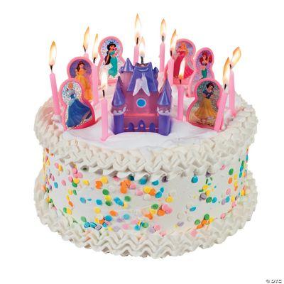 Disney Princess Dreams Molded Candle Set