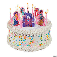 Disney Princess Dreams Molded Candle Set